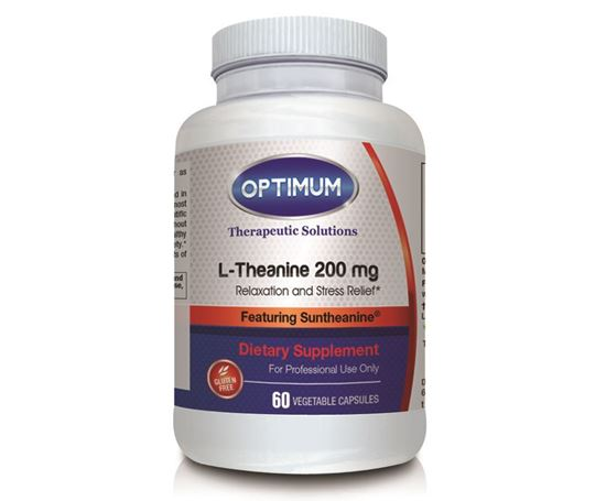 Picture of L-Theanine 200 mg (60 CT)