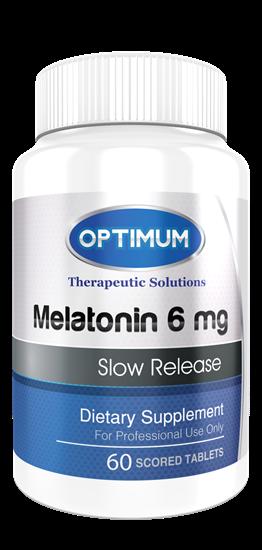 Picture of Melatonin 6 mg (Slow Release)