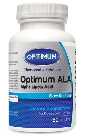 Picture of Optimum ALA (Slow Release)